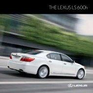 THE LEXUS LS 600h - Kearys