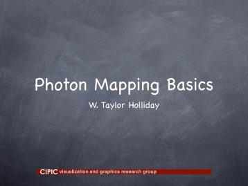 Photon Tracing