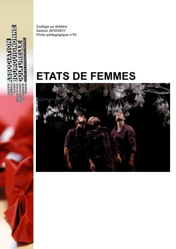 ETATS DE FEMMES