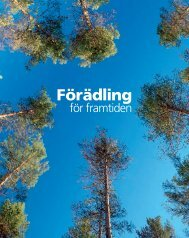 Förädling för framtiden - Skogforsk