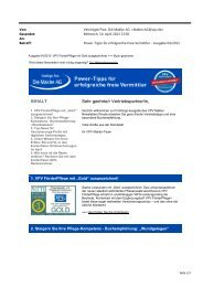 Newsletter April 2013 (PDF) - VPV Makler