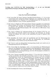 Satzung DJK Roden als pdf-Datei - DJK Saarlouis-Roden