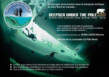 Télécharger la version pdf - Under the Pole