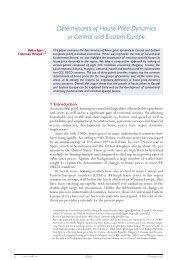 Focus on European Economic Integration 1–07 – egert_mihaljek