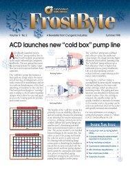 TRAILER PUMPS - ACD Cryogenics | www acdcryo com