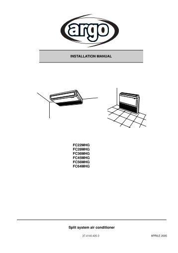 delonghi inverter air conditioner manual