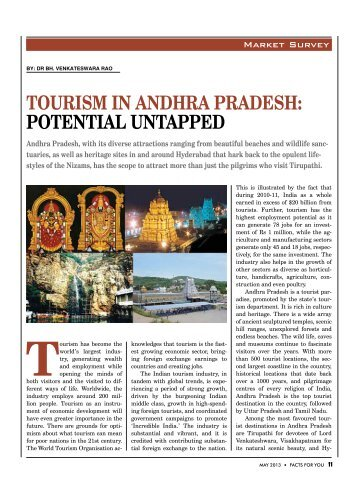 development of tourism in india essay