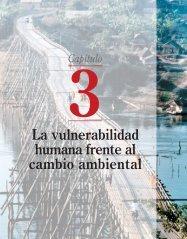 La vulnerabilidad humana frente al cambio ambiental