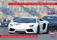 Ouvert aux voitures de sport et supercars des années ... - Rallystory