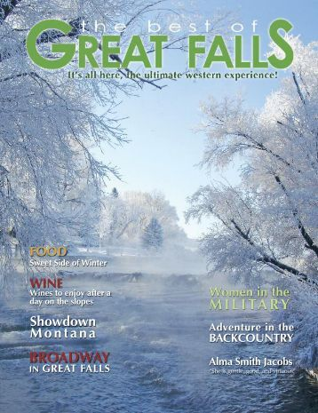 MILITARY - The Best of Great Falls Magazine