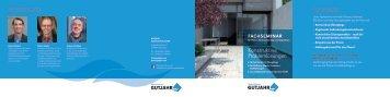 Einladung Seminar PDF - Gutjahr