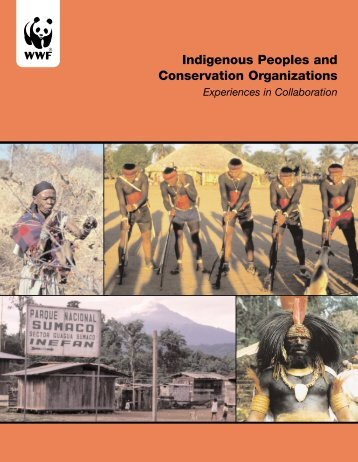 Indigenous Peoples and Conservation Organizations
