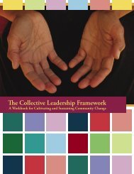 The Collective Leadership Framework - Institute for Educational ...