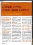 Fieber messen macht nicht gesund - Seite 2