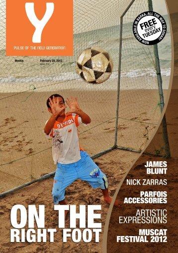 Y - Issue 209 - February 28, 2012 - Y-oman.com
