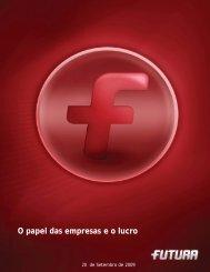 O papel das empresas e o lucro - FuturaNet