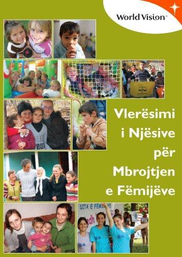 Vlerësimi i Njësive për Mbrojtjen e Fëmijëve - World Vision ...