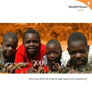 ANNUAL REPORT - World Vision International