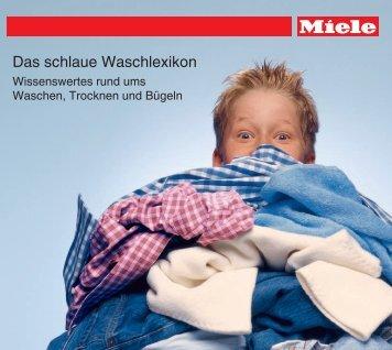 Wasch Lexikon - VS Elektro