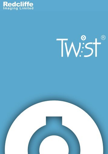 Twist brochure - Banner Stands