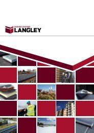 Corporate Brochure - Langley Waterproofing Systems Limited