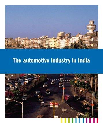 The automotive industry in India - Teknikföretagen