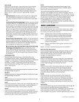 UNDERgRADUATE AUDITION gUIDElINES - Shenandoah University - Page 5