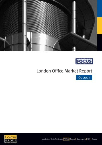 London office Market report - FOCUS