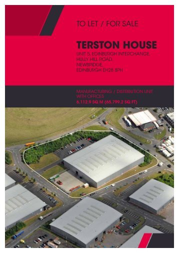 TERSTON HOUSE - EDINBURGH INTERCHANGE