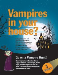 Go on a Vampire Hunt! - The Poughkeepsie Journal