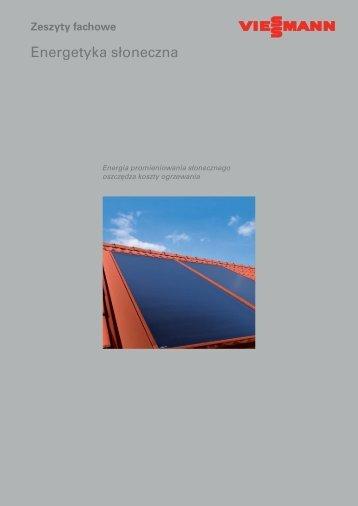 Energetyka słoneczna - Viessmann