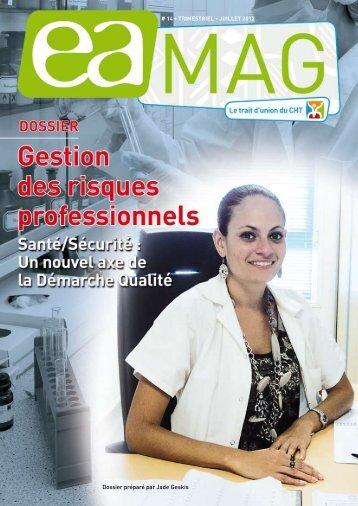 Dossier préparé par Jade Geskis - Centre Hospitalier de Polynésie ...
