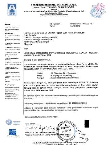 ,iC [~ I - Sistem e-Warga - Universiti Kebangsaan Malaysia