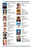 Kandidatinnen und Kandidaten zur Wahl der Gemeindevertretung - Page 3