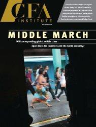 CFA Magazine.pdf - University of Central Missouri