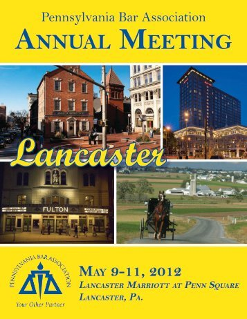 pennsylvania bar association annual meeting registration form