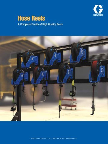 Hose Reels Brochure - Graco Inc.