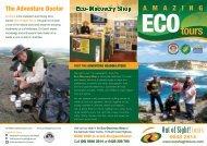 Eco Tour Brochure