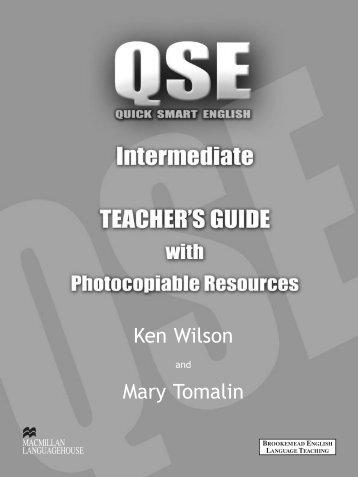 QSE Intermediate