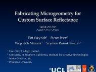 Fabricating Microgeometry for Custom Surface Reflectance