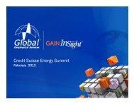 Download the Presentation - Global Geophysical Services