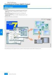 HMI Software - Plastverarbeiter