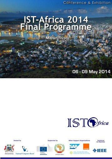 ISTAfrica2014_FinalProgramme
