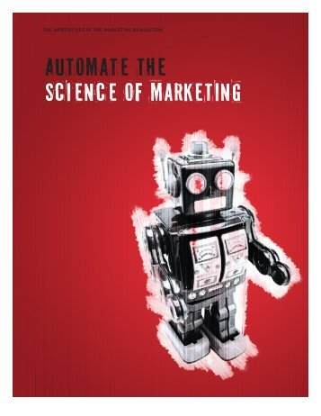 Automate the Science of Marketing - Event Hub