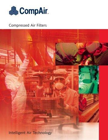 Compressed Air Filters - General Air Compressors, Inc.