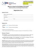 Registration Form - Events - ifs Malta - Page 4