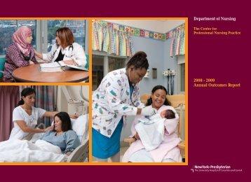 Department of Nursing - NewYork-Presbyterian Careers