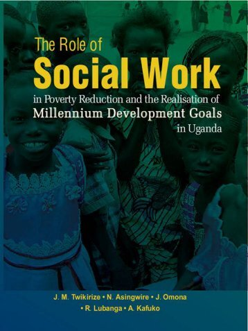 The Role of Social Work - Appear