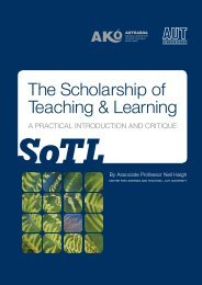 the-scholarship-of-teaching--learning---a-practical-introduction-and-critique
