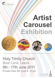 Artist Carousel Exhibition - ArtForms
